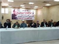 لقاءات في أبوصوير والعبور لدعم «السيسي»