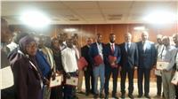 «الكهرباء» تحتفل بتخريج 38 متدربا من دول حوض النيل
