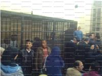 بدء محاكمة الضابط وأمين الشرطة المتهمين بقتل «عفروتو»
