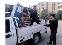 مدير أمن القاهرة يقود حملة مكبرة لضبط شوارع العاصمة