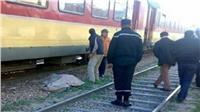 مصرع طفل تحت عجلات قطار البدرشين