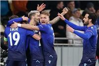 «لاتسيو» يتأهللدور الثمانية في الدوري الأوروبي.. «فيديو»