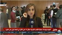 فيديو| إقبال كبير لتصويت المصريين بالأردن