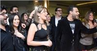 رامي صبري يحتفل بعيد ميلاده بحضور مشاهير الفن