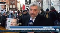 فيديو.. إقبال كبير للمصريين ببريطانيا للمشاركة في الانتخابات