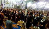 بدء فعاليات مؤتمر حزب مستقبل وطن لدعم «السيسي» بالقليوبية