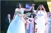 رنا الطوخي تكشف سر فوزها في مسابقة ملكة جمال السلام والموضة