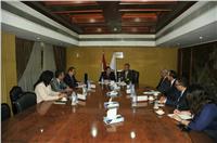 وزيرا النقل وقطاع الأعمال يبحثان زيادة التعاون بين الجانبين في مجال النقل البحري