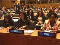 بالفيديو.. مايا مرسي : مصر شاركت في 52 فاعلية بمجموعة الـ77 بالأمم المتحدة