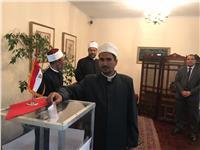 مصر تنتخب  ممثلو الأزهر يدلون بأصواتهم في سفارتنا بجنوب أفريقيا..صور