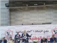 مرتضى منصور: الزمالك لن ينكسر .. ولا مشاكل لدينا مع الدولة