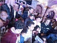 «محمد هنيدي» أبرز حضور احتفالية تكريم أمهات الشهداء