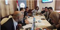 عمليات وزارة الهجرة ترصد إقبالاً كبيرًا من المصريين بالخارج على صناديق الاقتراع