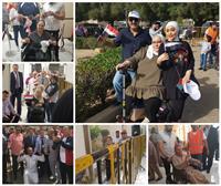 مصر تنتخب| «علشانك يا مصر».. حضور طاغٍ للسيدات وكبار السن للتصويت في الانتخابات الرئاسية ..صور