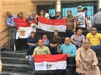 مصر تنتخب| المصريون يدلون بأصواتهم في الانتخابات الرئاسية بالدوحة