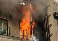 السيطرة على حريق داخل شقة بالوراق