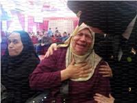فيديو وصور| «بوابة أخبار اليوم» تشارك المواطنين فرحة الفوز بقرعة الحج بالجيزة