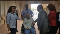 مصر تنتخب| «كبار السن» نجوم لمعت بانتخابات الخارج.. «صور»