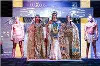 صور| عرض «فرعوني» لملكات مصر القديمة بتوقيع هاني البحيري