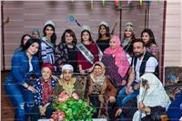 صور| عبير صبري وإدوارد وملكات العرب يزورون «مسنين الجيزة»