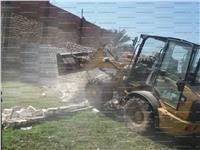 محافظة أسيوط تشن حملة لإزالة التعديات على الأراضي الزراعة