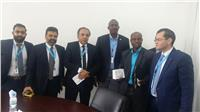 مشروعات زراعية مشتركة بين هيئة الاستثمار الرواندية والصناعات المصرية