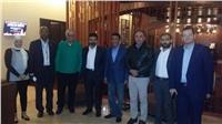 سفير مصر برواندا يستضيف وفد «اتحاد الصناعات»