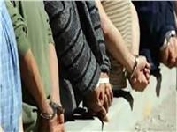 تجديد حبس «عصابة» سرقة حقائب السيدات بحلوان