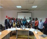 الوكالة المصرية للتنمية: تدريب مهندسين من ٢٢ دولة إفريقية