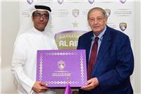 «المقاصة»: التعاون مع العين الإماراتي أهم من صفقة حسين الشحات