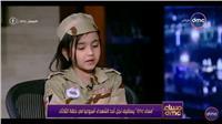 فيديو| ابنة العقيد محمود شعبان تكشف كواليس جلوسها بجانب الرئيس
