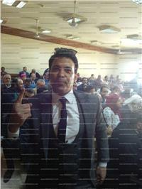 كلاكيت تاني مرة.. سعد الصغير في المحكمة بسبب ريهام سعيد