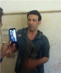 طرد سعد الصغير من المحكمة بسبب ريهام سعيد
