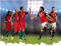 موعد مباراة مصر والبرتغال والقنوات الناقلة
