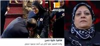 فيديو| والدة الشهيد أحمد شعبان: الرئيس صدره يتسع لكل الناس