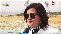 فيديو .. نائب الزراعة : بحيرة قارون تعانى من نفوق الأسماك نتيجة للتلوث