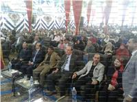 «الشراقوة» يؤيدون السيسي في مؤتمري «كلنا معاك» و«حزب مستقبل وطن»