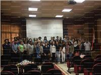 وزيرة الهجرة تلتقي الطلبة الجامعيين من أبناء المصريين بالخارج