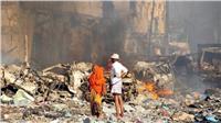 مقتل 4 في انفجار خارج فندق مزدحم بالعاصمة الصومالية