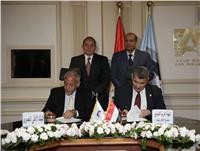البنك الأهلي يتعاقد مع «العربية للتصنيع» لتوريد لمبات للفروع