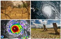 في اليوم العالمي للأرصاد.. شبح العواصف والجفاف يهدد الأرض