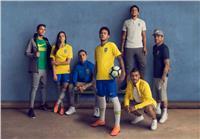 صور| البرازيل تقدم قميصها الأساسي والبديل لمونديال روسيا