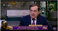 فيديو| وزير البترول: حصة مصر من حقل ظهر لن تقل عن 40%