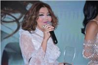 صور| تكريم سميرة سعيد ودرة بمهرجان «ميدل ايست فاشون»