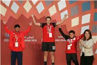 والي تهنئ «ذوي الهمم» على إنجازاتهم في الأولمبياد الخاص