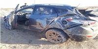 مصرع مواطن وإصابة 21 في حادث تصادم أعلى «الدائري»