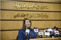 «الدقي» مقر اللجنة الانتخابية لوزيرة التضامن الاجتماعي