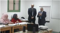 نائب رئيس جامعة الأزهر يفتتح برنامجًا لتنمية مهارات الهيئة المعاونة بالجامعة
