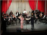 «الشايب» عن حفلها بالأوبرا: حماس الجمهور شجعني على تكرار التجربة