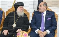 محافظ سوهاج يوافق على تجديد كنيسة مارجرجس بـ «الغريزات»